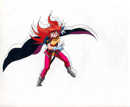 Lina and Sword